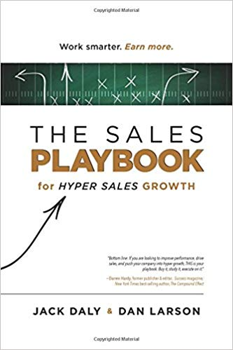 The Sales Playbook Jack Daly